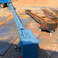 运行平稳沙子管链提升机防尘 药粉输送机