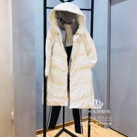 香港大牌艺素国际2018冬品牌韩版女装折扣批发呢大衣羽绒服