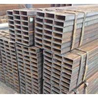 25*40螺旋焊矩形管价格_Q235B镀锌矩形管厂家