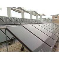 上海太阳能厂家供应5吨8吨10吨太阳能热水工程模块