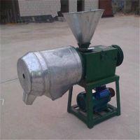 澜海小型玉米打粉机 家用多功能小型磨面机