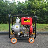 4寸灌溉用柴油机水泵HS40DPE