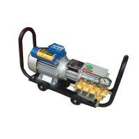 黑猫牌地面清洗机220V家用刷车泵HM-280小型自吸型水流式高压清洗机