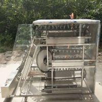 全自动不锈钢无烟烧烤车商用链条烧烤炉自动旋转烤串机