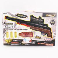 水弹枪软弹枪2用玩具枪射程24米穿越战士狂蟒之吻鑫源777-002