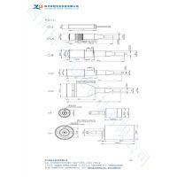 供应光纤准直器,钢封、玻封