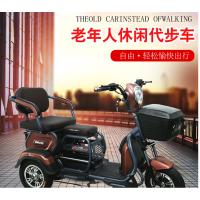 雅通电动休闲三轮车老年代步三轮车雅通电动车更高端的电动休闲车