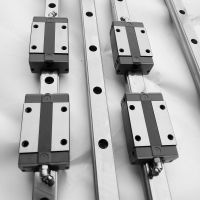 直线机床方导轨 机械导轨滑块全套 国产安装线轨tbi