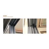 金瀚煌庭门窗系统 金雅80-80 断桥 一体推拉窗 (厚度1.4)