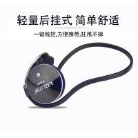 厂家直销 脑后式头戴苹果安卓手机通用后挂式耳机 重低音有线耳机