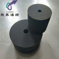 高密度贴标机海绵管 高垂直贴标机海绵轮厂家定制