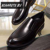 广州皮鞋厂家直销男式日常正装商务皮鞋套脚真皮男鞋品牌批发代理