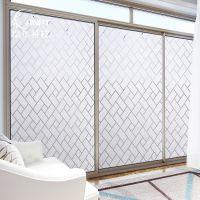 RNPT瑞年 厂家热销 静电膜窗户玻璃贴膜磨砂玻璃贴纸窗花贴