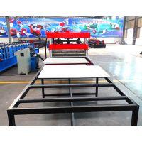 盒子板机/机房防静电墙板/货架层板聚氨酯盒子辊压设备/冷弯机