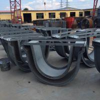 保定中泽供应U型流水槽 排水性能好 设备先进 绿色生产 混凝土U型槽模具