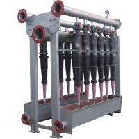 组合式高效低浓轻重杂质除渣器 山东阳驰机械 造纸机械