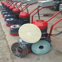 天津磨平机厂家 350水磨石机 可调高低速 水磨石机 磨大理石地面专用
