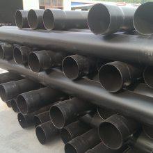 供应钢塑复合管 内外涂塑钢管 抗压耐腐蚀热浸塑电力管