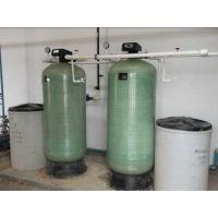 供应单阀双罐冷却水补水软水器