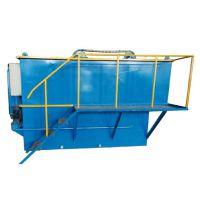 平流式溶气气浮机 污水酒店洗刷废水屠宰养殖污水处理设备 重庆气浮机