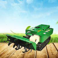五大多功能开沟机_ 深施农家肥的履带开沟机 _ 苹果园挖沟施肥机