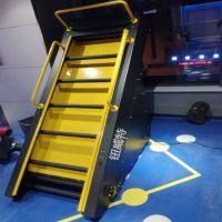 豪华楼梯机商用家用健身房器材登山机攀爬机阶梯机设备有氧训练 器械