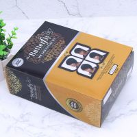 数码产品环保盒定做透明方形塑料盒 头戴式耳机pet折盒批发