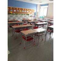 广东学校课桌椅供应商建晟家具16年品质保障