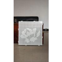 定制外墙铝合金空调保护框 铝雕花空调罩 外墙铝空调外机装饰罩