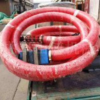 现货软管吸粮机 螺旋绞龙车载式移动收粮机 山博制造