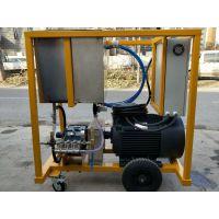 换热器 冷凝器 散热片除水垢高压清洗机KY-5022轮式拖动式