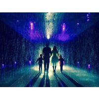 艺术体验伦敦雨屋 雨境 瀑布秋千制作厂家全国出租出售