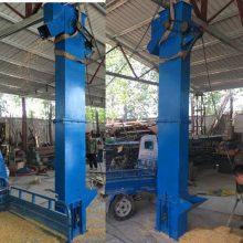 多用途挖斗上料机厂家直销 连续式提升机垂直提升机行情提供厂家