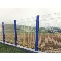 安徽全椒桃形柱护栏 球场围栏 养殖围网 园林围栏 小区隔离网 草坪PVC护栏
