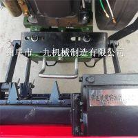 新型水稻割曬機價格 汽油行走式艾草收割機 節省人力割捆機