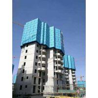 河北爬架供应商 高层建筑标准化安全网 圆孔 爬架网实力生产厂家