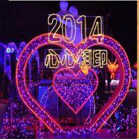 中山灯熠光电造型灯 LED星星灯串 万圣节装饰灯