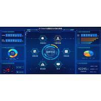 大数据可视化速运物流AJ-DataV