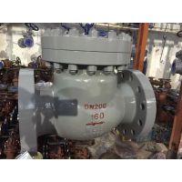 H44Y-320C H44Y-160C高温高压旋启式止回阀