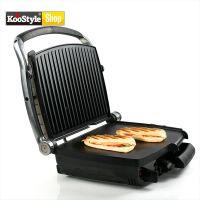 烤食代大号室内烤肉炉韩式电烤盘铁板烧家用烤肉机烧烤电烤炉