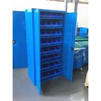 佛山双开门加厚工具柜,内配抽屉层板储物柜,加厚柜体材料铁皮柜厂家