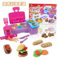 彩泥/橡皮泥 挤压机模具套装 儿童益智玩具 B款1.05