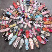 2018夏季杂款童凉鞋低价处理地摊市场货源厂家直销批发库存鞋10元