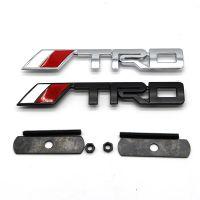 丰田TRD改装标 新锐志中网标 新款TRD支架车标 汽车金属中网标志