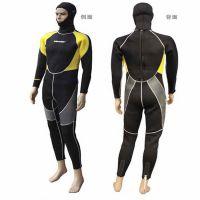 热卖新款氯丁橡胶长袖潜水服连体潜水衣