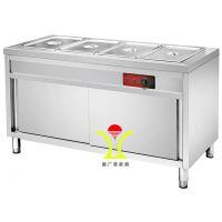 不锈钢餐具柜不锈钢橱柜定做找东莞鑫广意家具公司