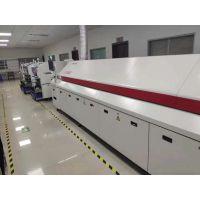 厂家直销路远高端无铅省电型回流焊LY-8800系列 省电回流焊