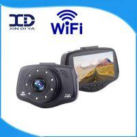 W900D大镜头  高清记录仪WIFI  重力感应  3.0寸屏   厂家直销