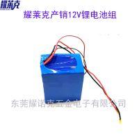 东莞厂家研发生产耀莱克 锂电池组 使用于后备电源 18650锂电池