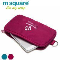 msquare迷你数码包移动电源收纳包手机数码包电池sim卡收纳整理包
